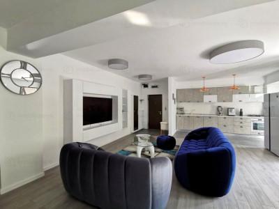 Apartament 3 camere Utilat & Mobilat Premium zona PIPERA