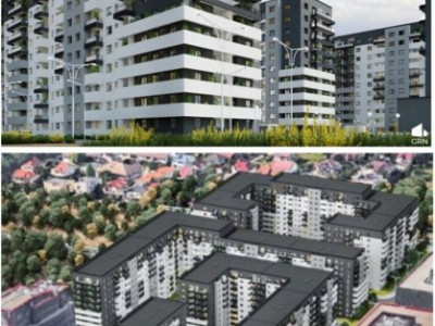 Proiect Nou! apartament 2 camere premium, finisaje de lux