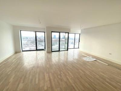 Proiect nou! Vanzare apartament 4 camere Barbu Vacarescu, vedere panoramica