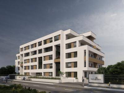 Proiect NOU! PENTHOUSE cu 4 camere si 55 mp terasa de vanzare