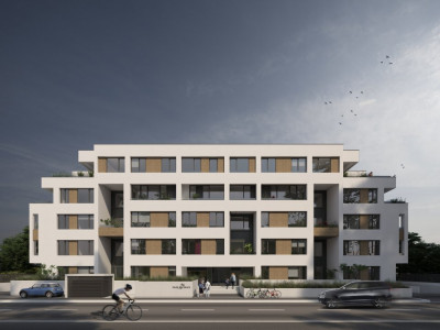 Proiect NOU! Apartamente tip duplex cu 4 camere de vanzare Parter