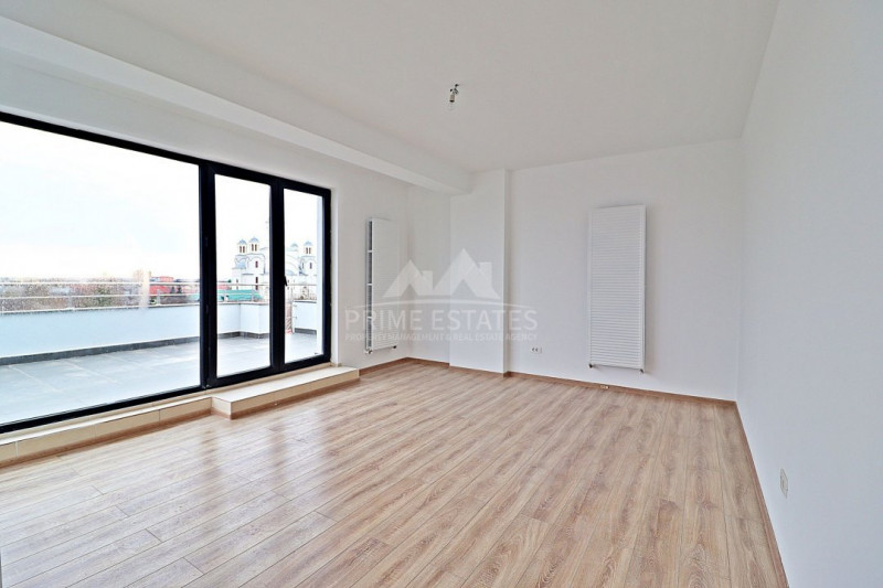 Apartament cu 3 camere cu terasa 40 mp si vedere panoramica