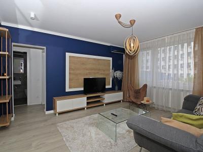 Apartament 3 camere, Floreasca amenajat cu designer