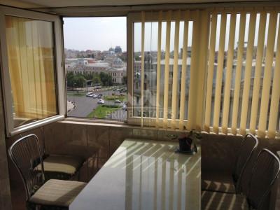 Vanzare apartament 3 camere Universitate Km0 cu priveliste - Metrou - bloc 1981