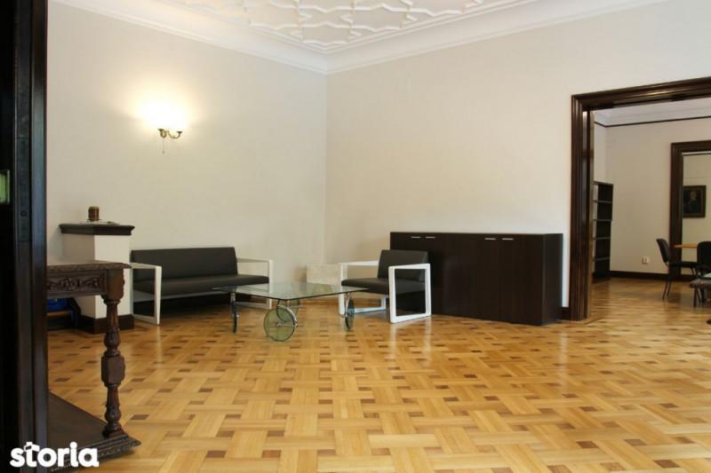 Apartament in vila unicat parter, Dorobanti-Aviatorilor