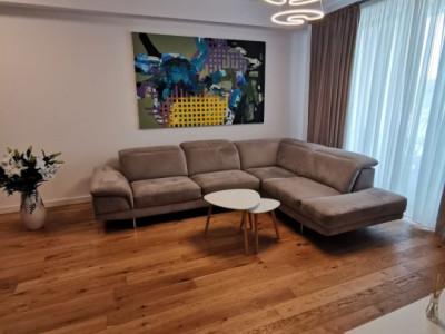 Apartament deosebit 3 camere, ansamblu residential nou Baneasa-padure