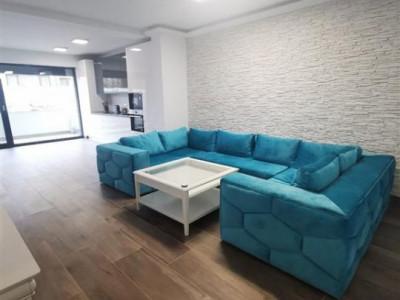 Apartament superb 2 camere 75mp ansamblu residential nou Baneasa padure