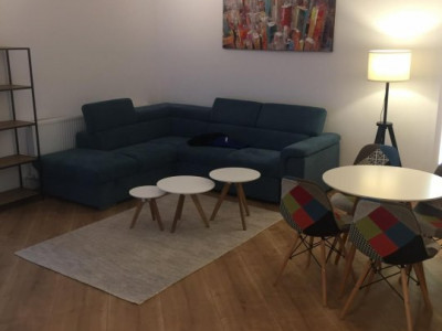 Apartament deosebit 3 camere, ansamblu rezidential nou Pipera Plaza