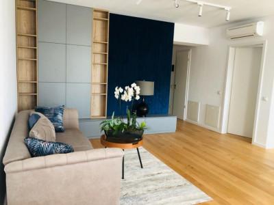 Apartament cochet 2 camere 2 bai ansamblu rezidential Aviatiei PARK