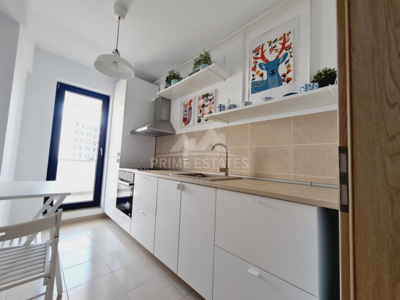 Apartament superb 2 camere in Greenfield Residence Baneasa