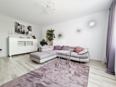 Superb one bedrooms in Greenfield Residence Baneasa