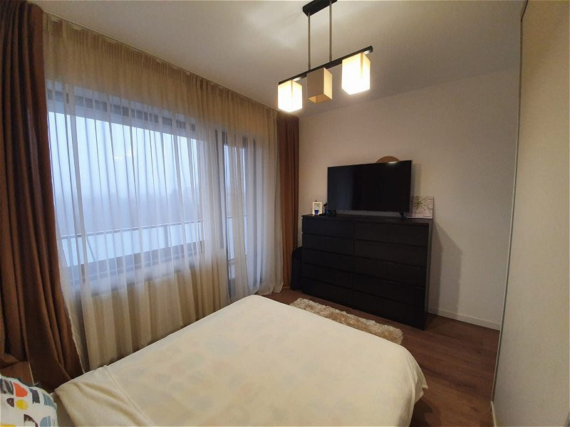 Apartament 2 camere de inchiriat Baneasa cu vedere spre PADUREA BANEASA